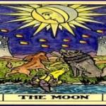 The Moon Tarot Love