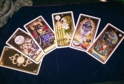 Ask Tarot Questions About Love