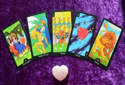 Free Tarot Reading Love Yes Or No
