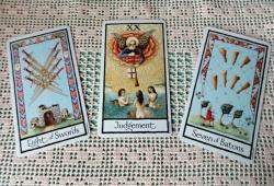 Free True Love Tarot Spread Reading – 3-Card Tarot Spread