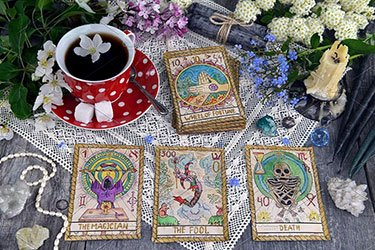 basic types of tarot readings