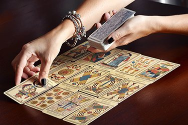 future predictions with tarot cards