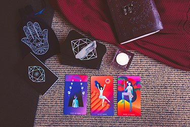 tarot readings with 3 cards